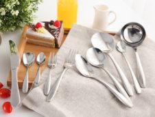 綠貝304不鏽鋼餐具系列
