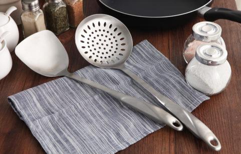 綠貝Silvery 304不鏽鋼廚具系列