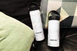 316不鏽鋼純淬陶瓷保溫瓶