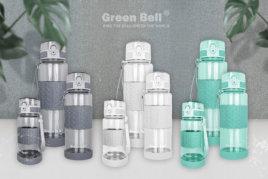 Tritan™果漾彈蓋水壺