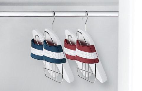 綠貝304不鏽鋼曬鞋架